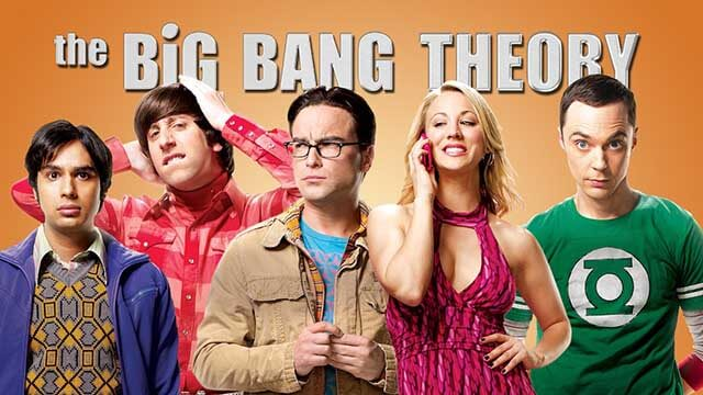 the big bang theory konusu