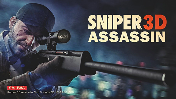 sniper 3d fun fps shooting