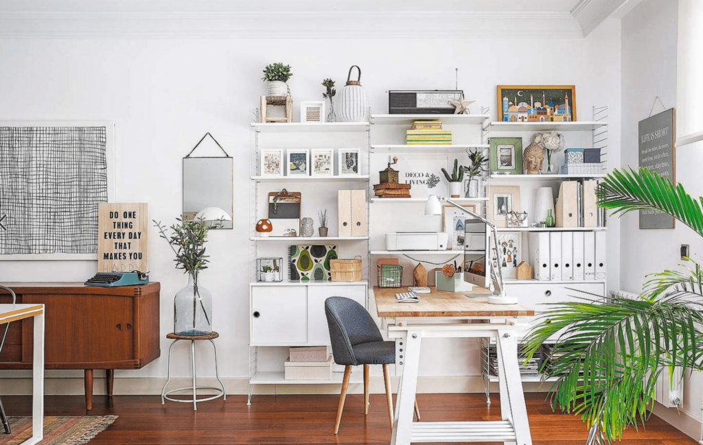 best home office decoration ideas